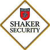 SHAKER SECURITY's Company logo